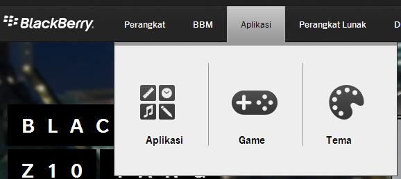 Cara download aplikasi dan game blackberry di appworld lewat komputer