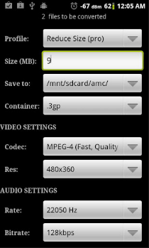 Picture From App Video Converter Android (Google Play)