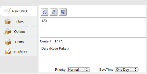 kode paket internet modem smartfren