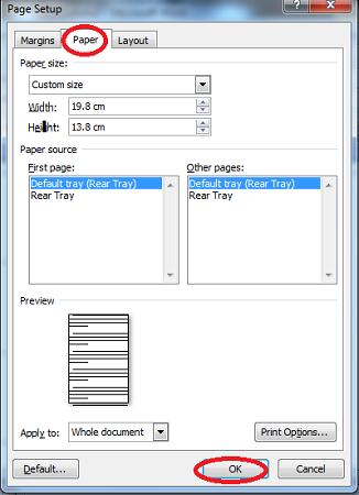 Tutorial Membuat Template Label Undangan di Word 2007 ...