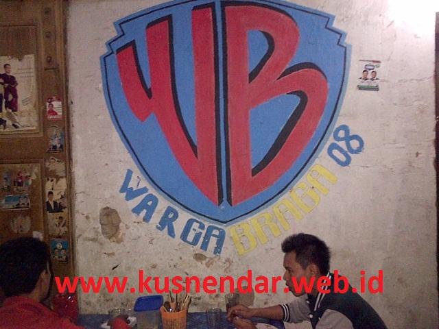 Grafity di Warung Braga