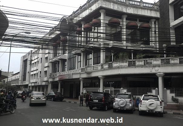 Bangunan Klasik di Jalan Braga