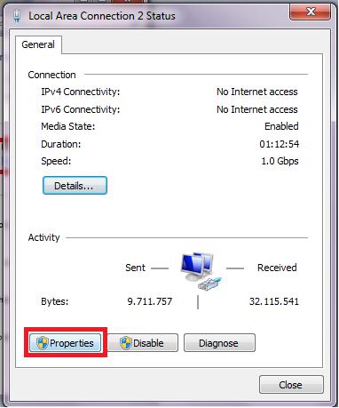 Setting LAN Windows 7_3
