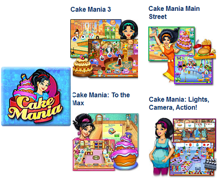 cake games free download