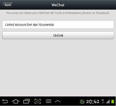 Connect WeChat ke QQ ID_2