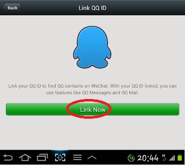 Connect WeChat ke QQ ID_3