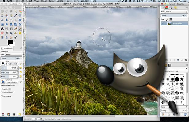 Software edit foto fotografer