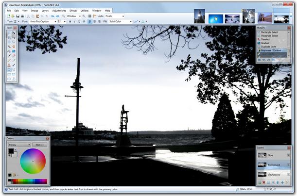 Aplikasi edit foto fotografer