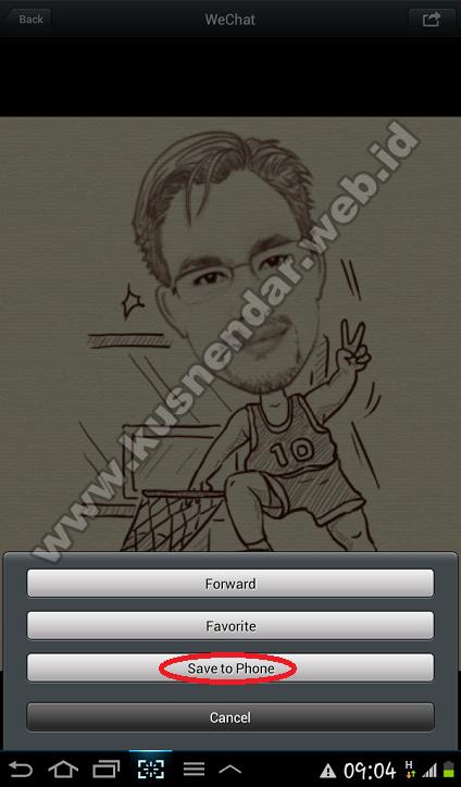 Aplikasi Android Karikatur Kartun_18