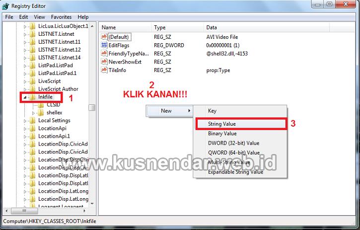 Memperbaiki Pin Taskbar Windows 7