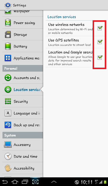 how to find my teamviewer id on android