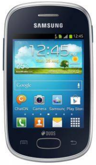 Samsung Galaxy Start Dual Sim