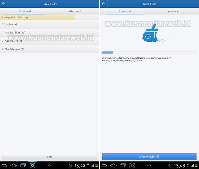 Aplikasi Pembersih File Sampah Android
