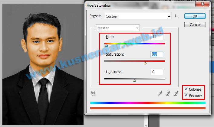Tutorial Merubah Foto Hitam Putih Jadi Berwarna di Photoshop