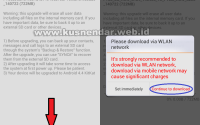 Cara Upgrade Android KitKat Di Lenovo