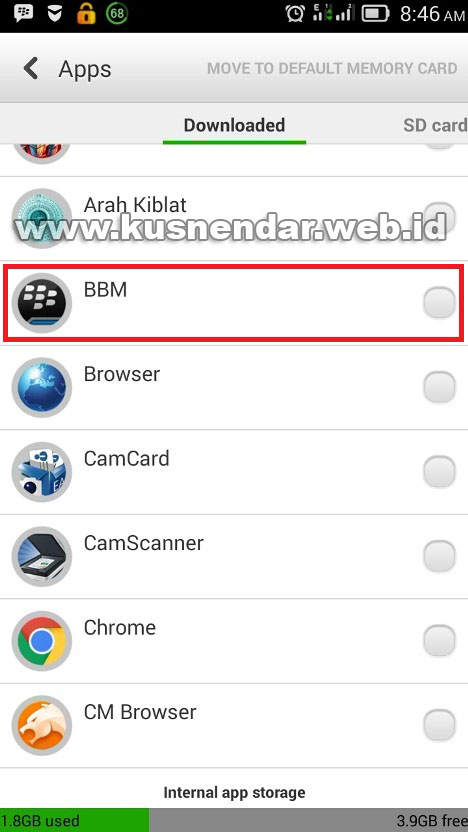 bbm apps android