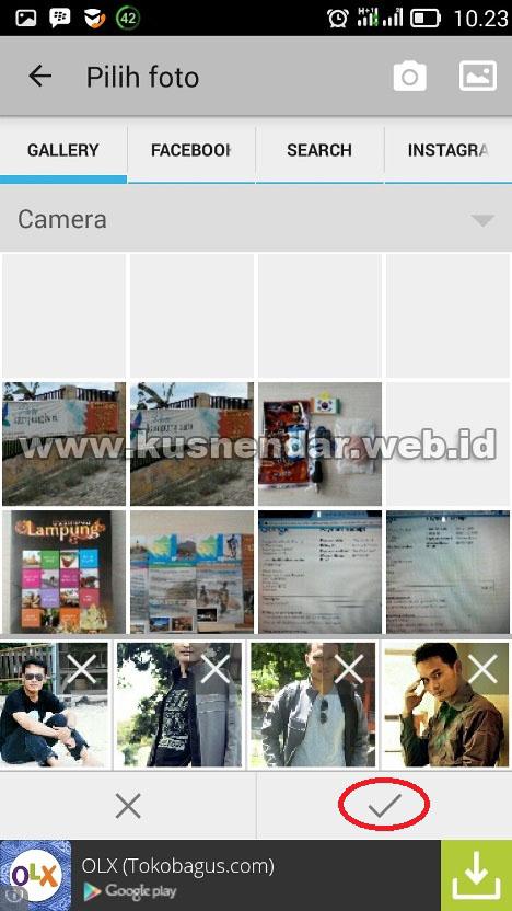 Aplikasi Kolasi Video Android Bagian Dua