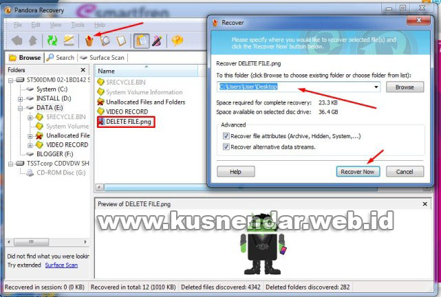 Mengembalikan File Terhapus Permanen di Komputer Pakai Aplikasi Gratis
