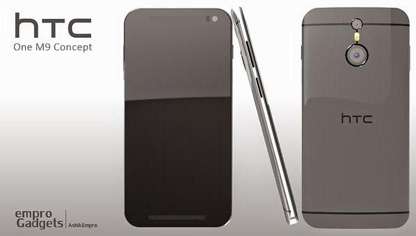 Spesifikasi dan Fitur Multimedia HTC One M9