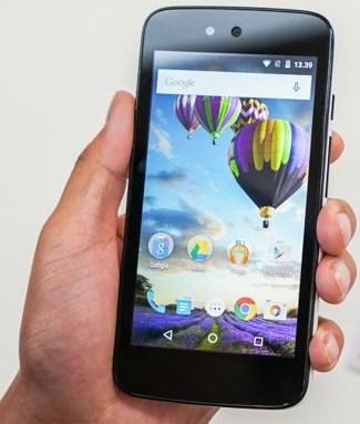 Evercross One X Android Lollipop