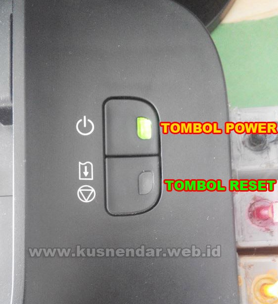 tombol printer Canon iP 2770