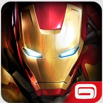 Game Android Terbaik Gameloft - Iron Man
