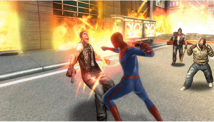 Game Android Terbaik Gameloft - The Amazing Spider-Man