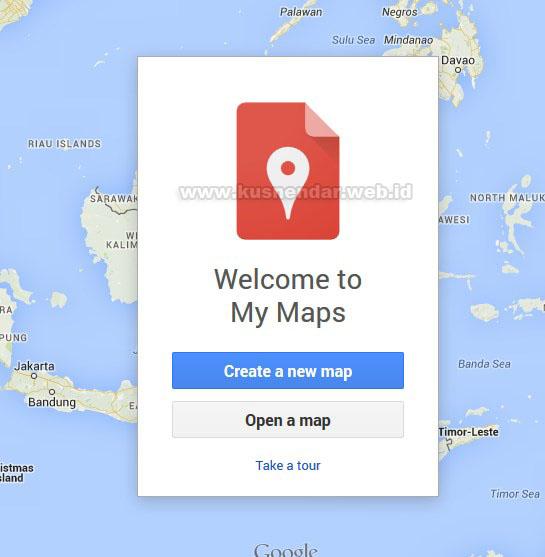 menambah maps google