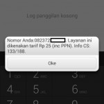 cek no Telkomsel di HP Sendiri