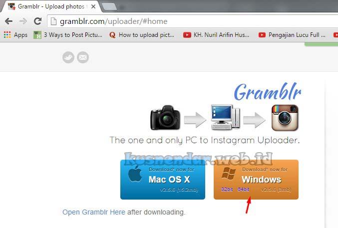 Download Gramblr Gratis