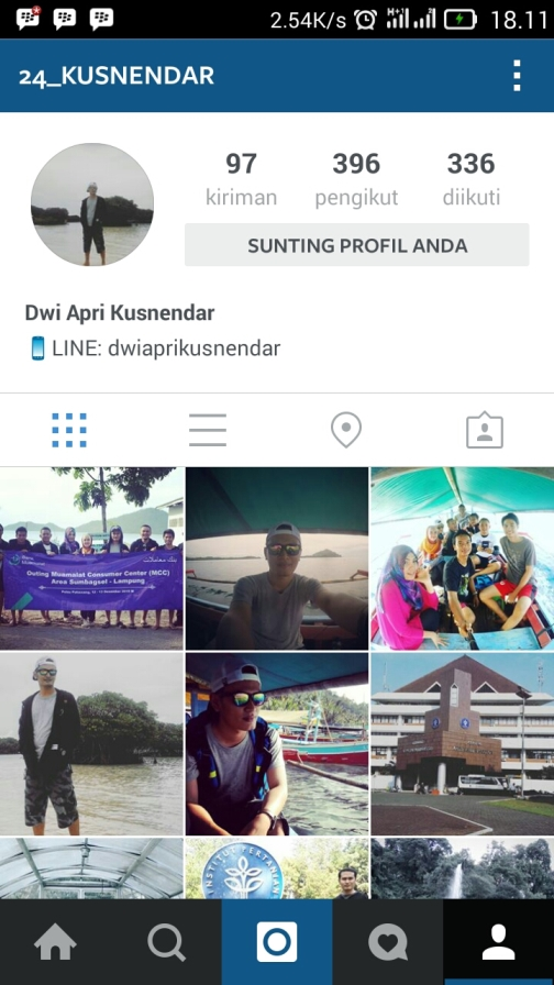 foto profil instagram terbaru