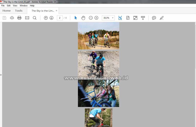 Merubah Jpeg ke PDF Banyak