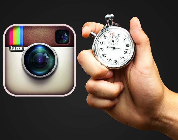Upload Foto Video Instagram Waktu Diinginkan