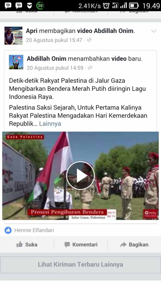 Download VIdeo FB Android