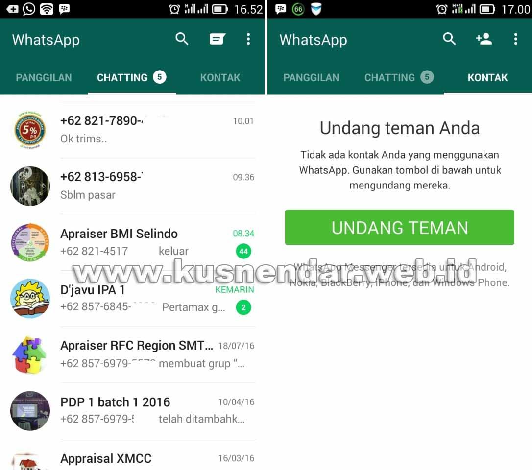 Nama Kontak Whatsapp Hilang