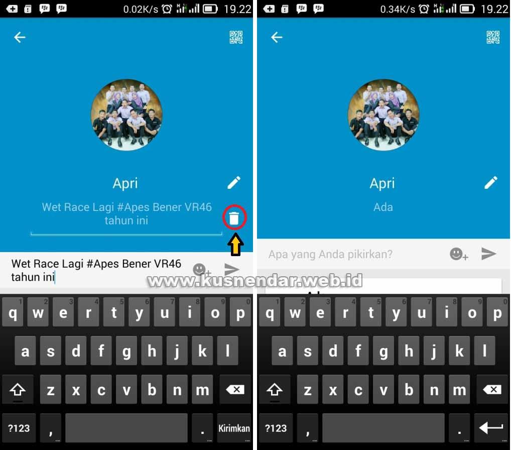 delete-status-bbm-android