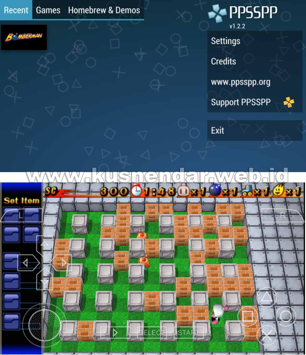 game-bomberman-android