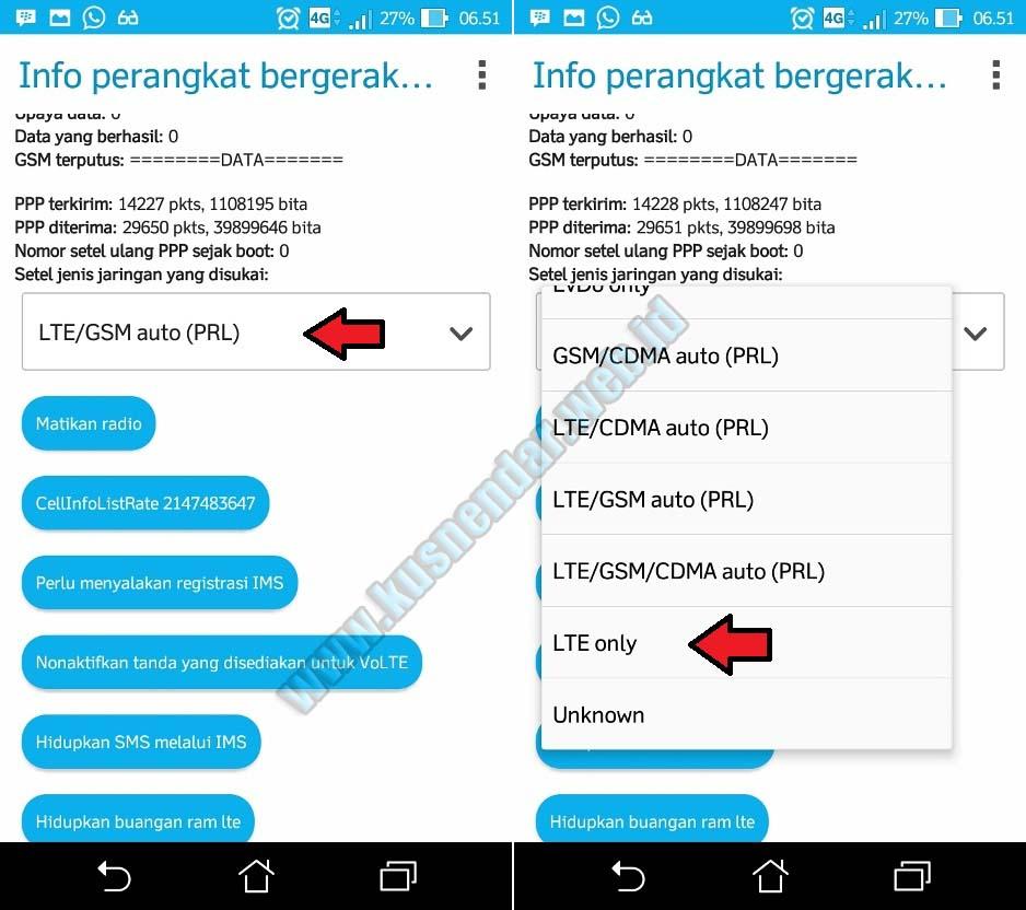 Cara Rahasia Meningkatkan Kecepatan Internet 4G di Android tanpa ...