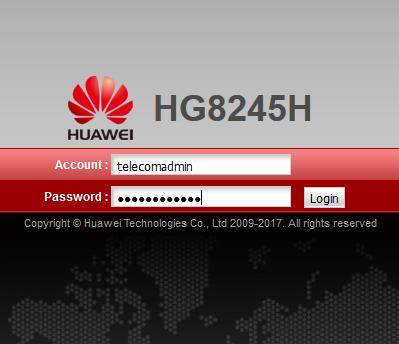 Password Default Bawaan Modem Indihome Huawei Hg8245h Pertama Kalinya Kusnendar