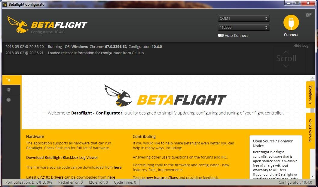 Cara Download dan Install Betaflight untuk Setting Drone